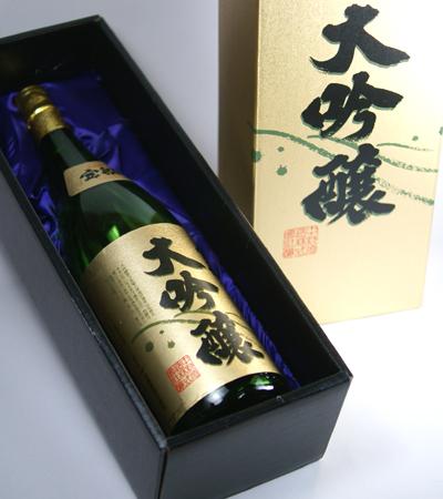 宝船 大吟醸 1800ml