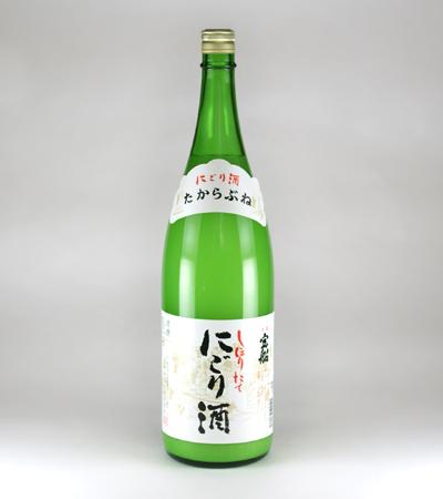 宝船 にごり酒 1800ml