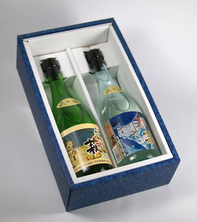 宝船 萩の地酒セット
